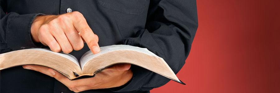 Estudia las Escrituras